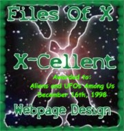 Files of X, X-Cellent Award