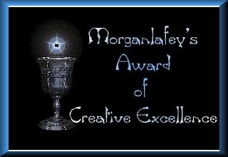 Morganlafey's Award of Creative Excellence