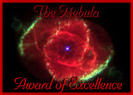 Nebula's Award of Excellence
